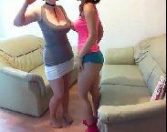 Adolescente latina seduzido por Milf