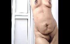 Gorda caiu na net video amador
