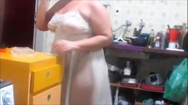Filmando a Tia Gostosa