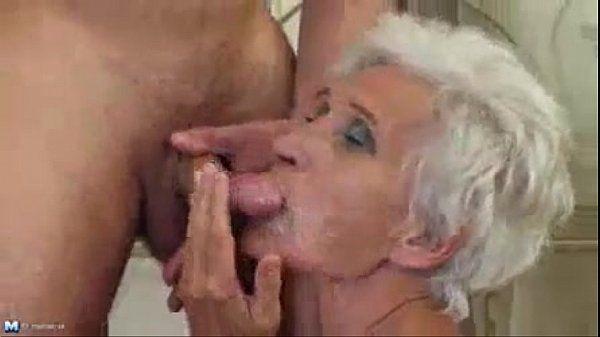 Vovo do sexo fodendo